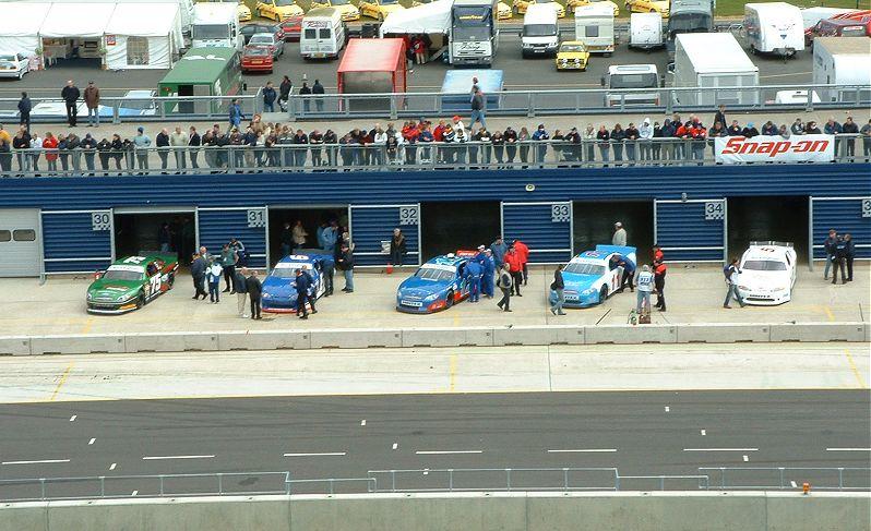 Rockingham Motor Speedway - ASCAR 2002